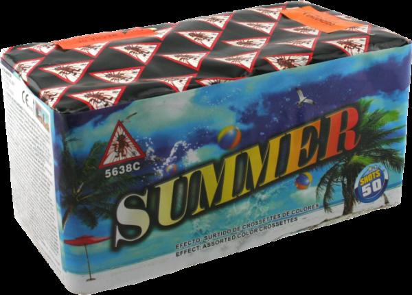 EL GATO Summer 50-Schuss