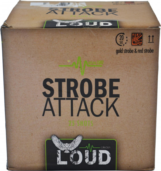 Katan Strobe Attack 25-Schuss
