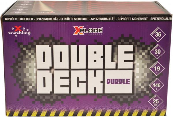 Xplode Double Deck Purple 36-Schuss