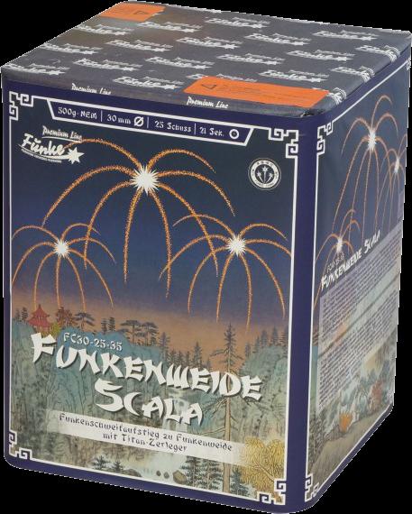 Funke Funkenweide Scala 25-Schuss