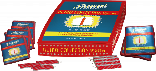 Fireevent Retro Collection 1960er [Batch 2019]