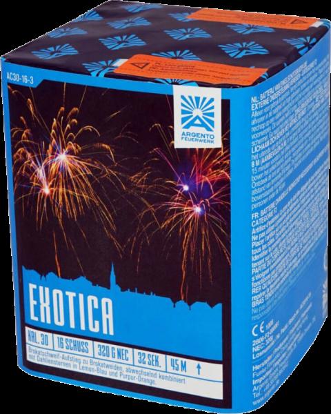 Argento Exotica 16-Schuss