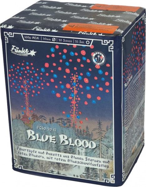 Funke Blue Blood 20-Schuss