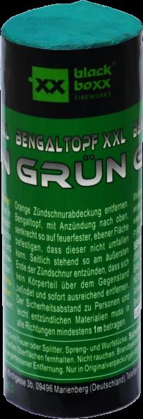 Blackboxx Bengaltopf XXL Grün