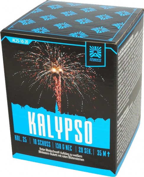 Argento Kalypso 10-Schuss