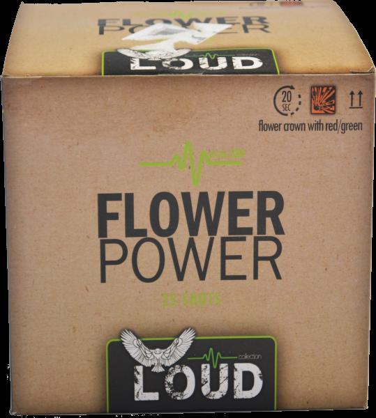 Katan Flower Power 25-Schuss