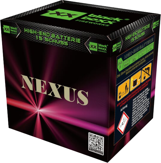 Blackboxx Nexus 15-Schuss