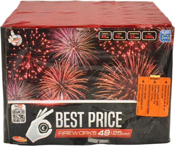 Klasek Best Price 49-Schuss