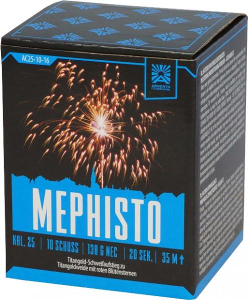 Argento Mephisto 10-Schuss