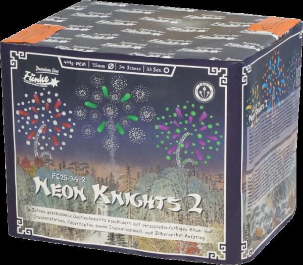 Funke Neon Knights 2 34-Schuss