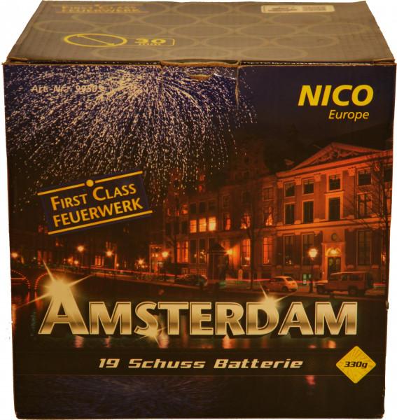 Nico Amsterdam 19-Schuss