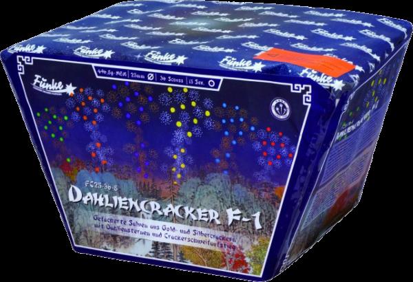 Funke Dahliencracker F-1 36-Schuss