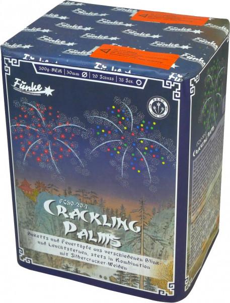 Funke Crackling Palms 20-Schuss