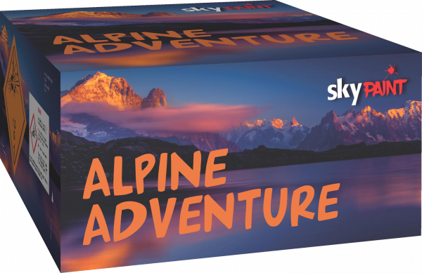 Fireevent Alpine Adventure 144-Schuss