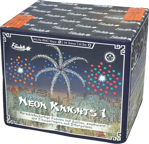 Funke Neon Knights 1 34-Schuss