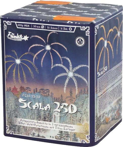 Funke Scala 25D 25-Schuss