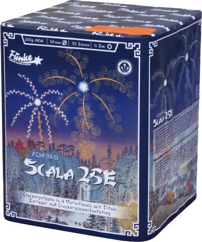 Funke Scala 25E 25-Schuss
