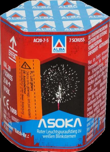Argento Asoka 7-Schuss