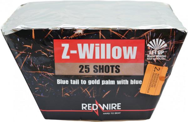 Lesli Z-Willow 25-Schuss