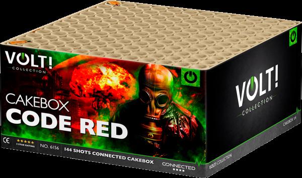 VOLT! Code Red 144-Schuss