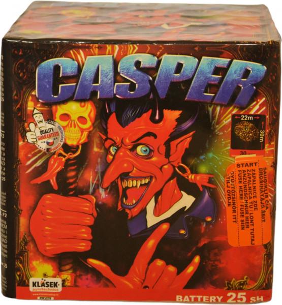 Klasek Casper 25-Schuss
