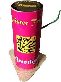 Lonestar Knister-Teufel Amethyst
