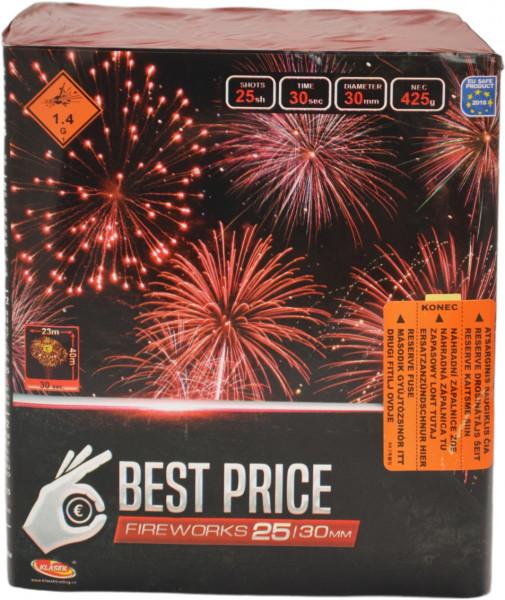 Klasek Best Price 25-Schuss