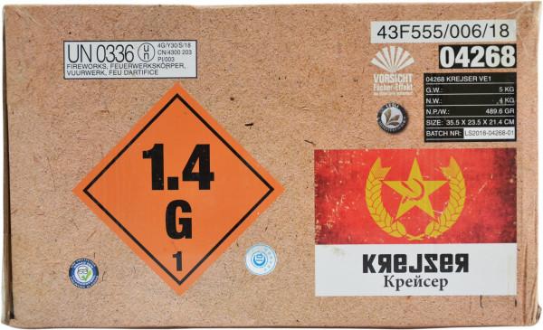Lesli Krejser 36-Schuss
