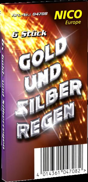 Nico Gold- und Silberregen