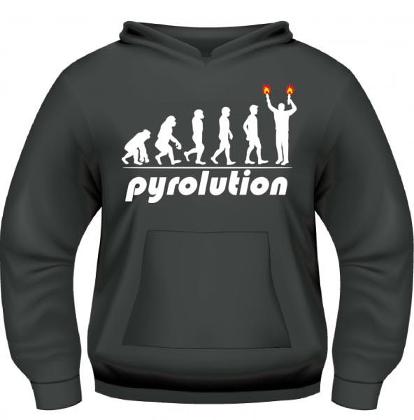 Pyro Wear Pyrolution - Hoodie