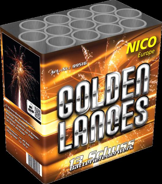 Nico Golden Lances 13-Schuss