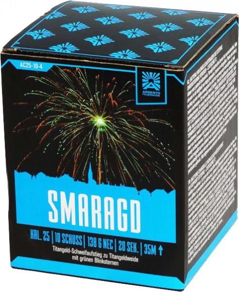 Argento Smaragd 10-Schuss