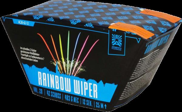 Argento Rainbow Wiper 42-Schuss