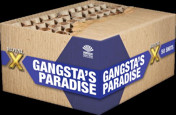 Lesli Gangsta's Paradise 50-Schuss