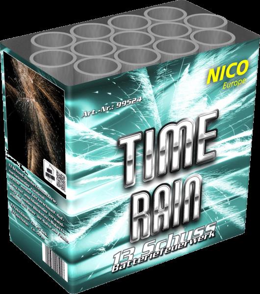 Nico Time Rain 13-Schuss