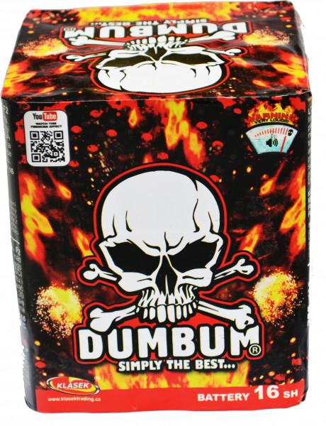 Klasek DumBum 16-Schuss