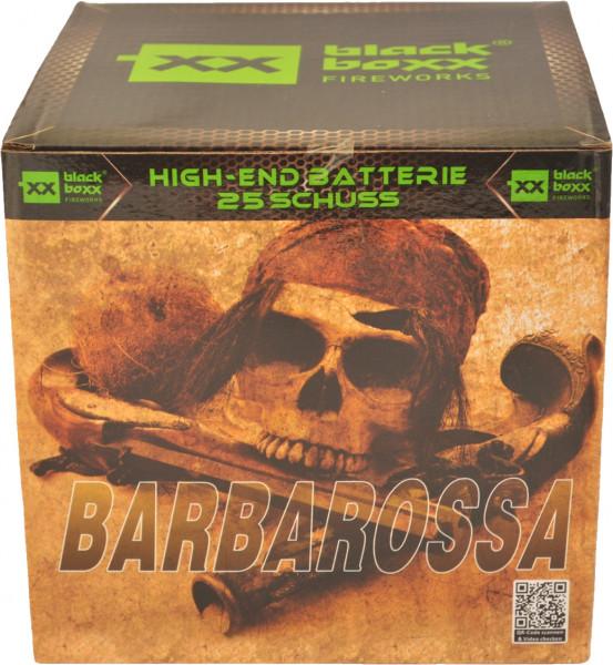 Blackboxx Barbarossa 25-Schuss