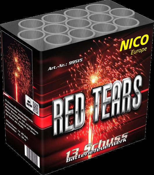 Nico Red Tears 13-Schuss