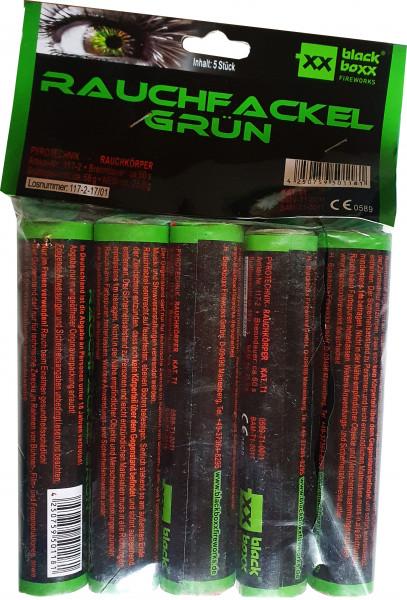 Blackboxx Rauchfackel Grün