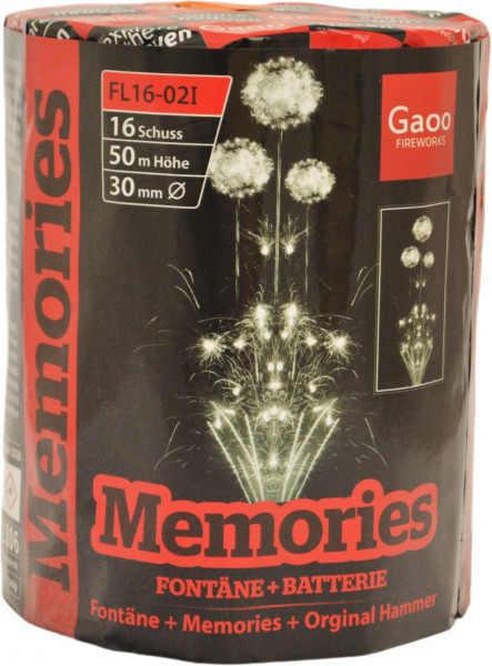 Gaoo Memories 16-Schuss