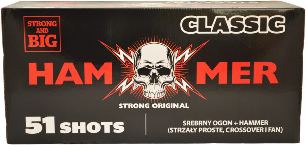 Gaoo Hammer Classic 51-Schuss