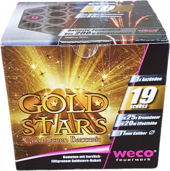 Weco Gold Stars 19-Schuss