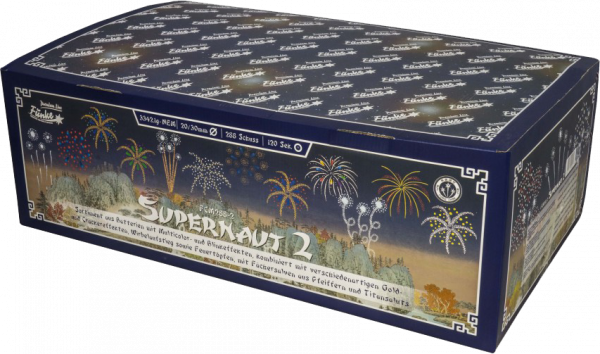 Funke Supernaut 2 288-Schusss