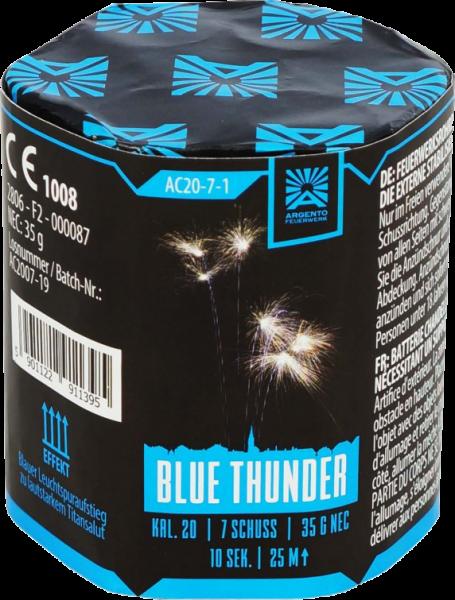 Argento Blue Thunder 7-Schuss