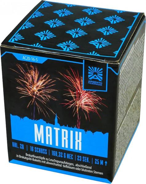 Argento Matrix 16-Schuss