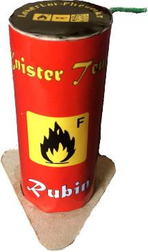 Lonestar Knister-Teufel Rubin