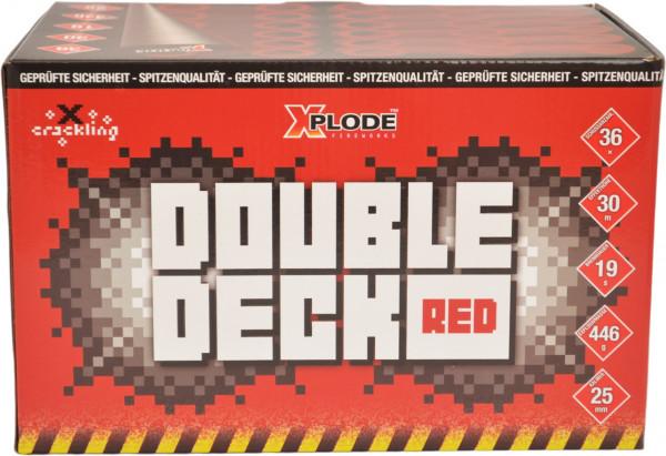 Xplode Double Deck Red 36-Schuss