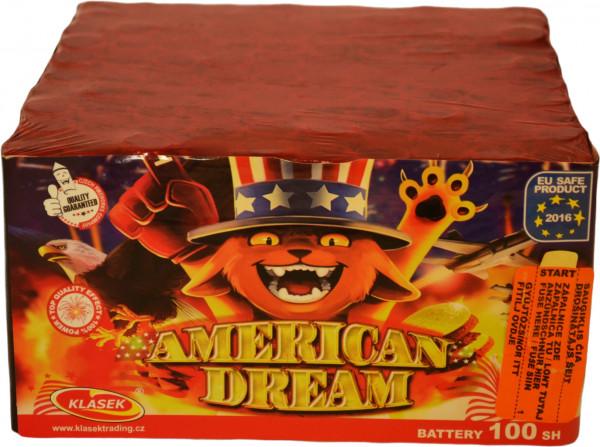 Klasek American Dream 100-Schuss