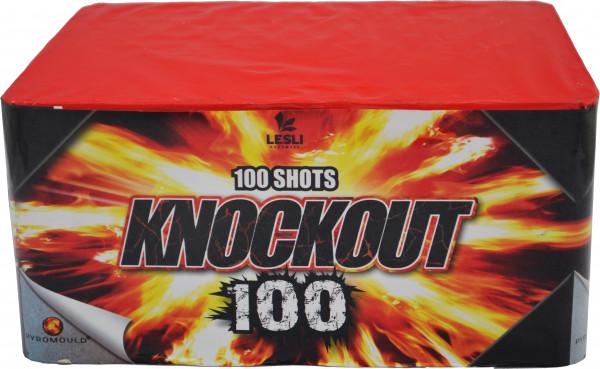 Lesli Knock Out 100-Schuss