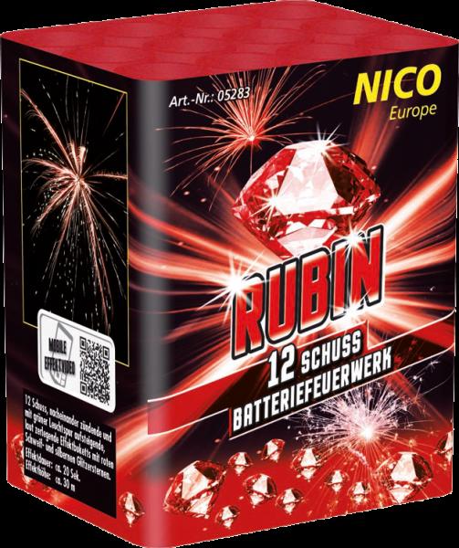 Nico Rubin 12-Schuss